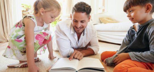 дети родители библия