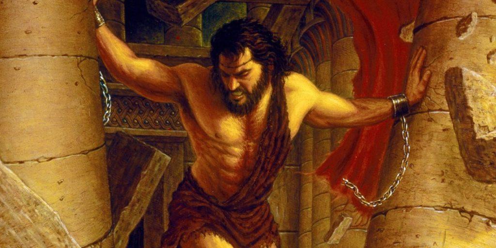 Самсон библия