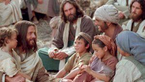 Иисус отношения с людьми
