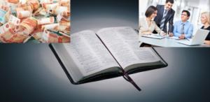 Что говорит Библия о бизнесе